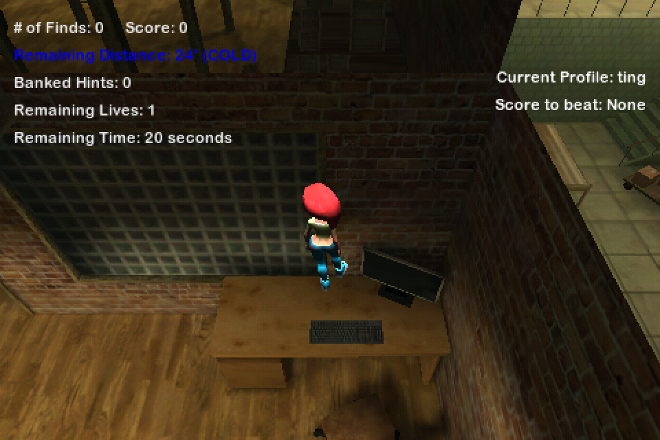 Screenshot Hide N Seek 3D