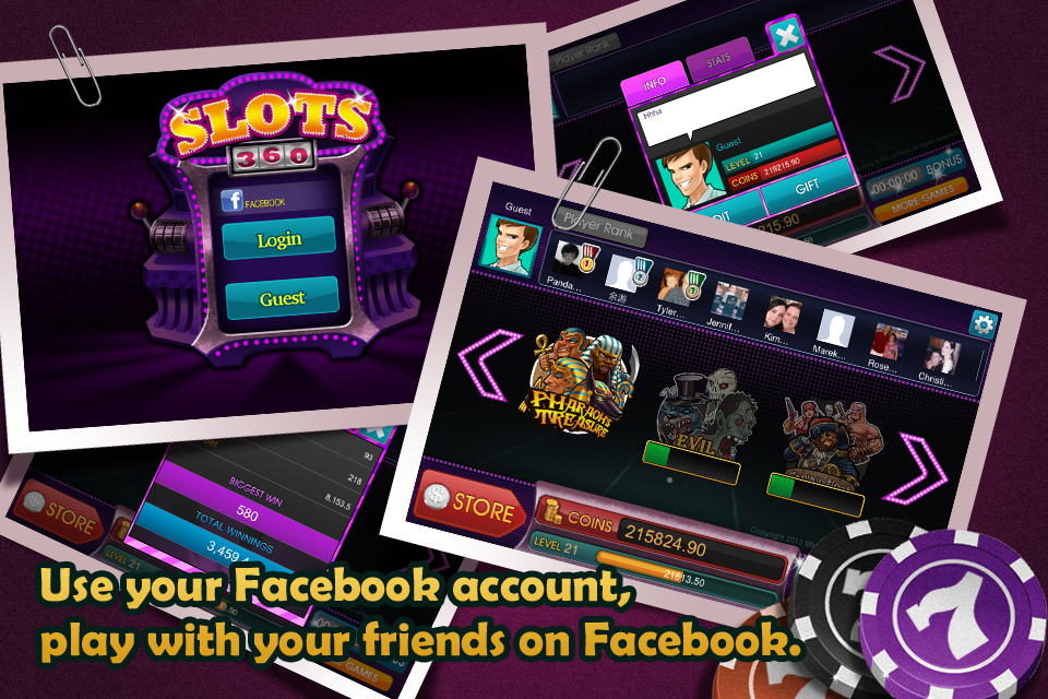 Screenshot Slots360
