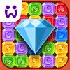 wooga - Diamond Dash - Sfida gli amici, fai esplodere le gemme! Gioco Facebook GRATIS! artwork